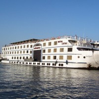 Ride the Nile in Style